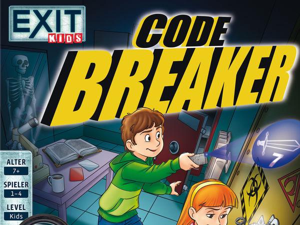 Bild zu Alle Brettspiele-Spiel Exit Kids: Code Breaker
