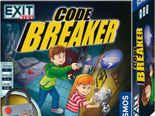 Exit Kids: Code Breaker Bild 1