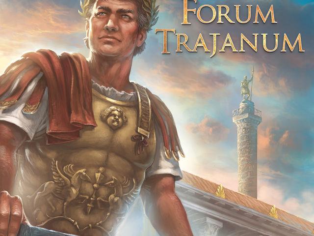 Forum Trajanum Bild 1
