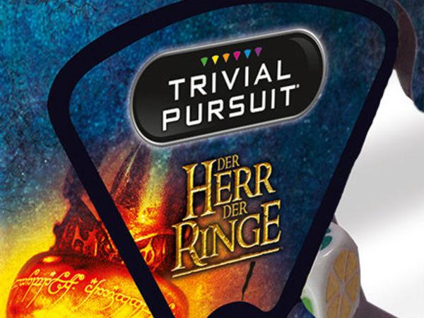 Bild zu Alle Brettspiele-Spiel Trivial Pursuit: Herr der Ringe