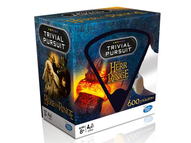 Trivial Pursuit: Herr der Ringe Bild 1
