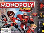 Vorschaubild zu Spiel Monopoly Junior Die Unglaublichen 2