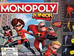 Monopoly Junior Die Unglaublichen 2