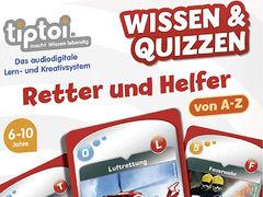 Wissen & Quizzen: Retter und Helfer