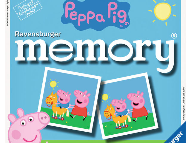 Peppa Pig Memory Bild 1
