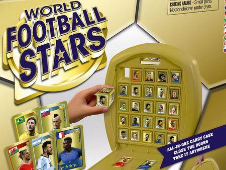 Top Trumps Match: World Football Stars