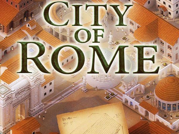 Bild zu Alle Brettspiele-Spiel City of Rome