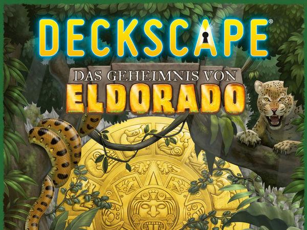 Bild zu Alle Brettspiele-Spiel Deckscape: Das Geheimnis von Eldorado