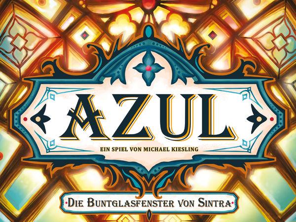Bild zu Alle Brettspiele-Spiel Azul: Die Buntglasfenster von Sintra