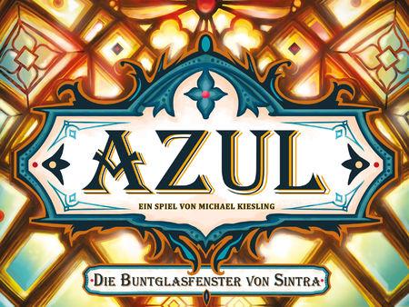 Azul: Die Buntglasfenster von Sintra