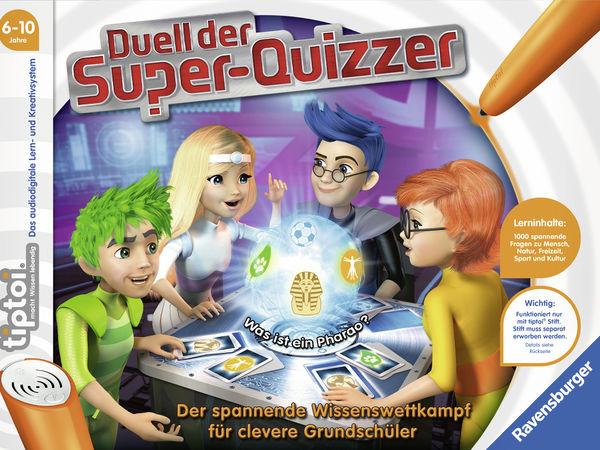 Bild zu Alle Brettspiele-Spiel Duell der Super-Quizzer