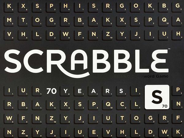 Bild zu Alle Brettspiele-Spiel Scrabble 70 Jahre Jubiläumsedition