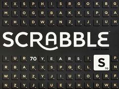 Scrabble 70 Jahre Jubiläumsedition