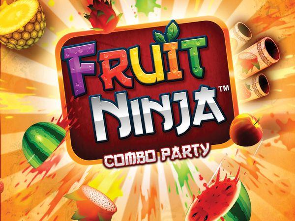 Bild zu Alle Brettspiele-Spiel Fruit Ninja: Combo Party
