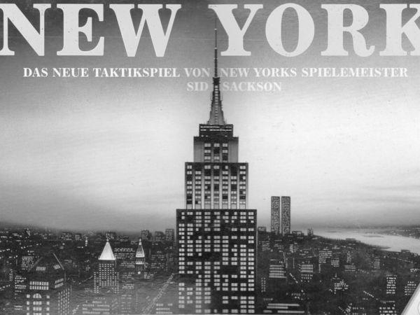 Bild zu Alle Brettspiele-Spiel New York