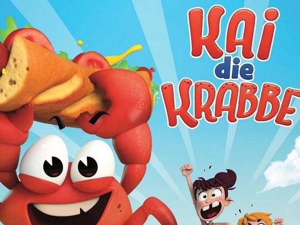 Bild zu Alle Brettspiele-Spiel Kai die Krabbe