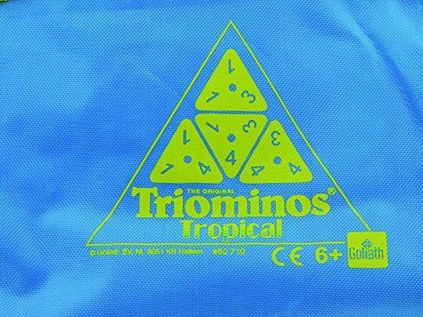 Bild zu Alle Brettspiele-Spiel Triominos Tropical