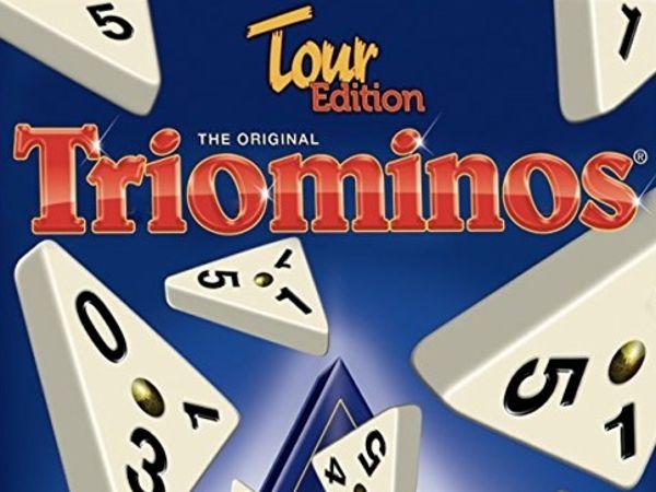 Bild zu Alle Brettspiele-Spiel Triominos Tour Edition