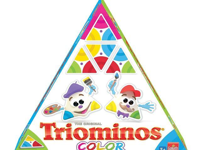 Triominos Color Bild 1