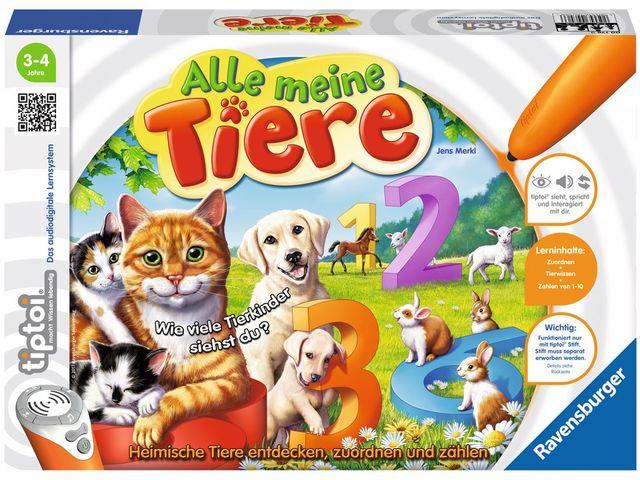 Alle meine Tiere Bild 1