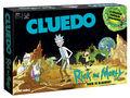 Cluedo Rick and Morty Bild 1