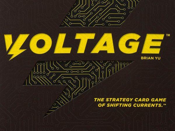 Bild zu Alle Brettspiele-Spiel Voltage