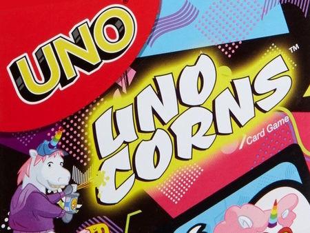 Uno Uni-Corns Kartenspiel