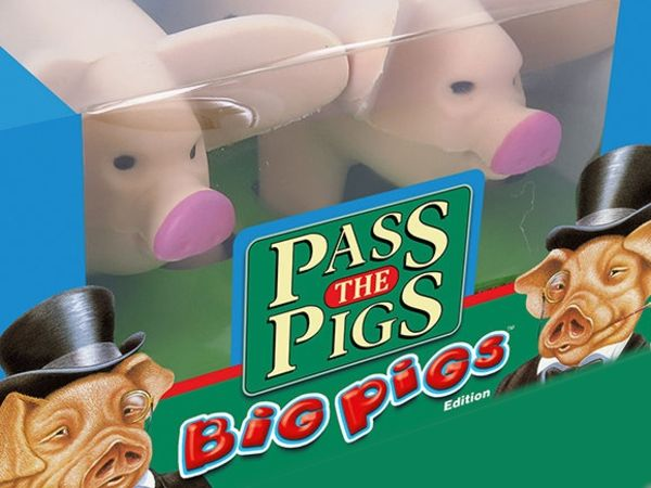 Bild zu Alle Brettspiele-Spiel Schweinerei Big Pigs