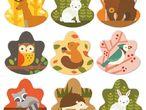 Vorschaubild zu Spiel Petit Collage - Memo Waldtiere