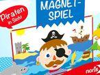 Vorschaubild zu Spiel Magnetspiel: Piraten in Sicht!