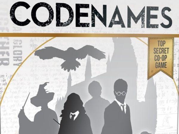 Bild zu Alle Brettspiele-Spiel Codenames Harry Potter