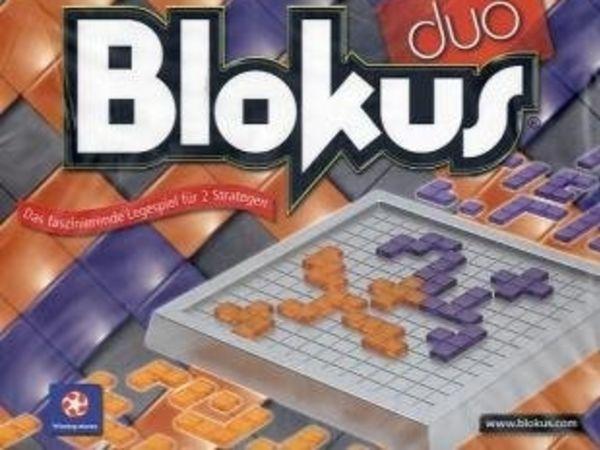 Bild zu Alle Brettspiele-Spiel Blokus Duo