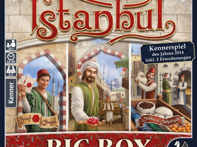 Istanbul Big Box Bild 1