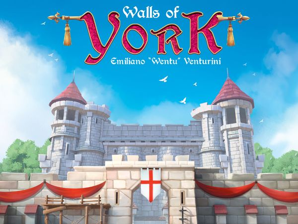 Bild zu Alle Brettspiele-Spiel Walls of York