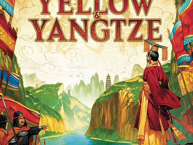 Yellow & Yangtze Bild 1
