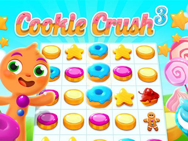 Bild zu Mädchen-Spiel Cookie Crush 3
