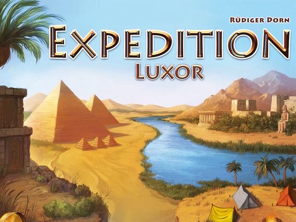 Bild zu Alle Brettspiele-Spiel Expedition Luxor