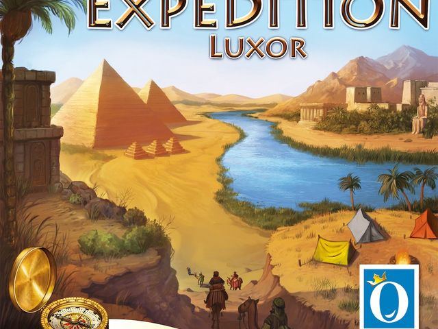 Expedition Luxor Bild 1