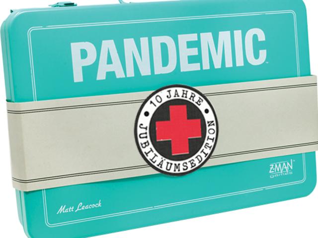 Pandemic: 10 Jahre Jubiläumsedition Bild 1