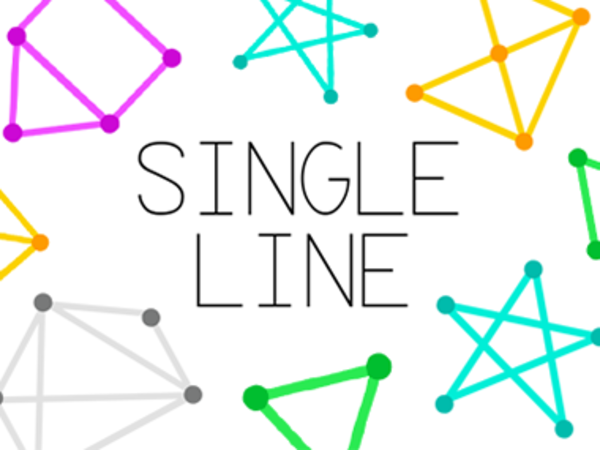 Bild zu Denken-Spiel Single Line