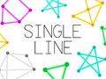 Denken-Spiel Single Line spielen