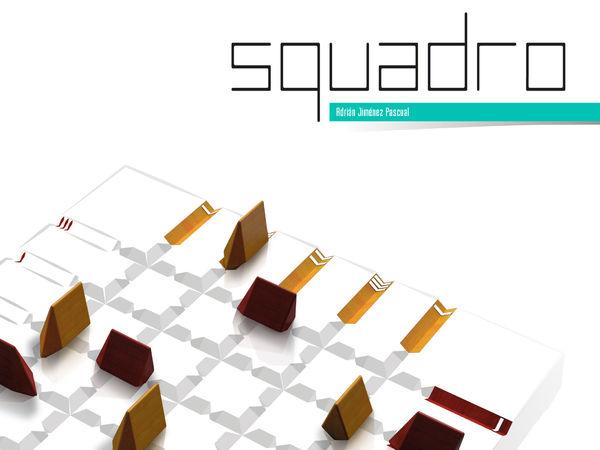 Bild zu Alle Brettspiele-Spiel Squadro