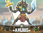 Vorschaubild zu Spiel King of Tokyo/New York: Monster Pack - Anubis