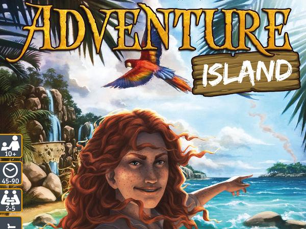 Bild zu Alle Brettspiele-Spiel Adventure Island