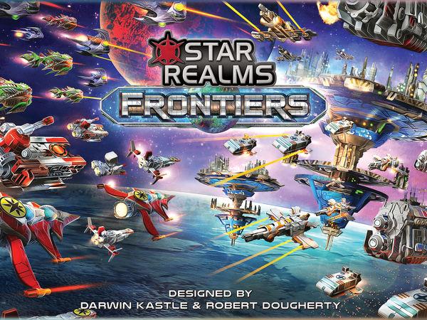 Bild zu Alle Brettspiele-Spiel Star Realms: Frontiers