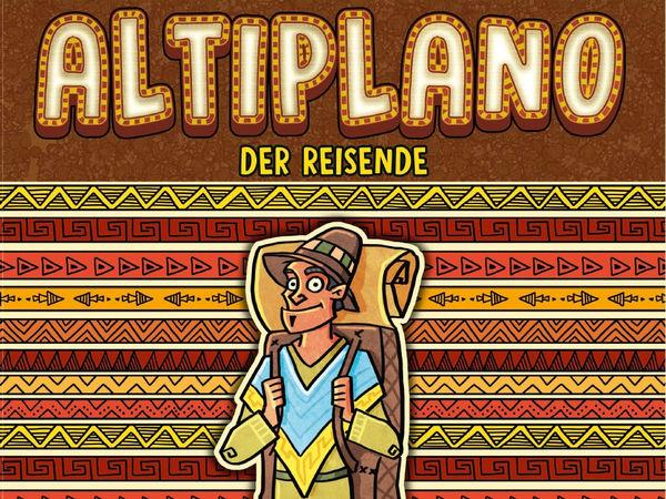 Bild zu Alle Brettspiele-Spiel Altiplano: Der Reisende