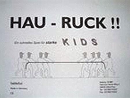 Hau-Ruck: Tauziehen