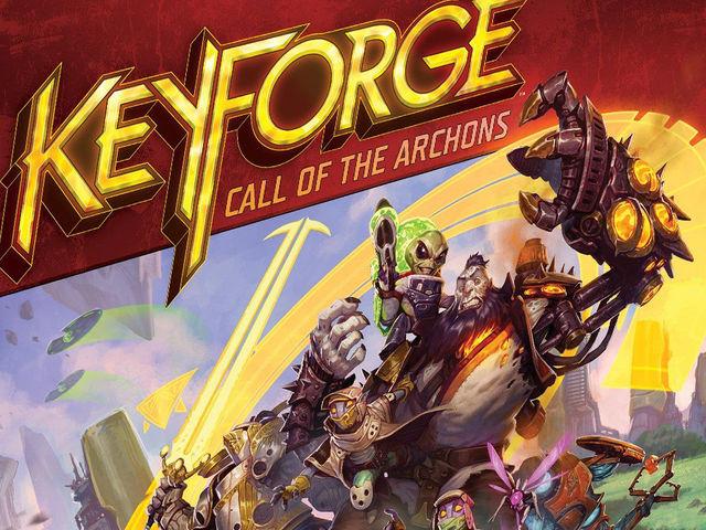 FFG KeyForge UDG Starter-Set deutsch Zeitalter des Aufstiegs