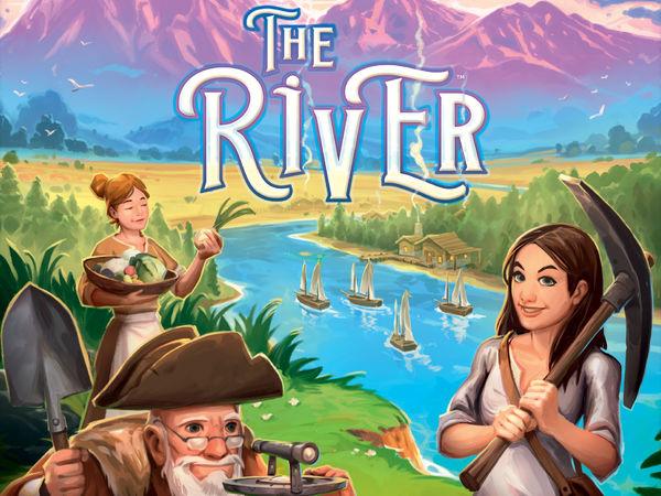 Bild zu Alle Brettspiele-Spiel The River