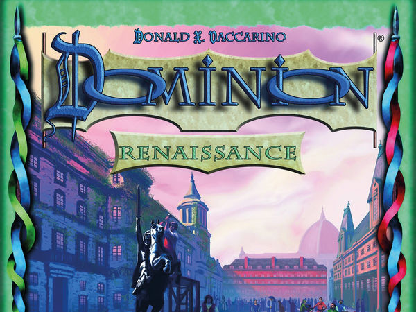 Bild zu Alle Brettspiele-Spiel Dominion: Renaissance